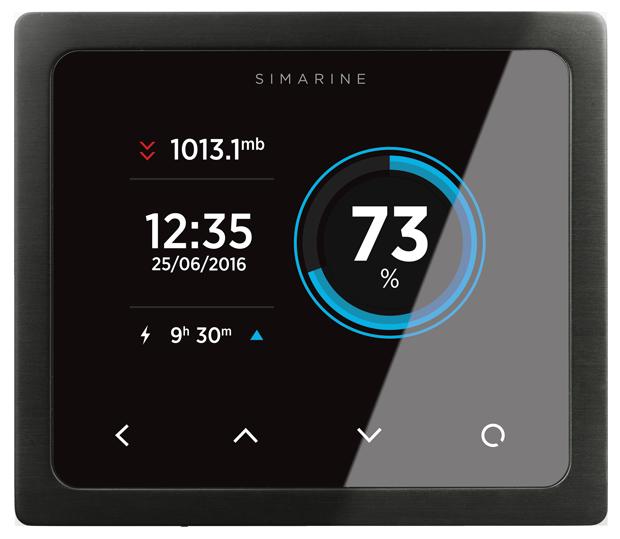Marine Battery Monitor : Pico battery monitor