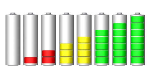 battery level caravan marine battery monitor rv
