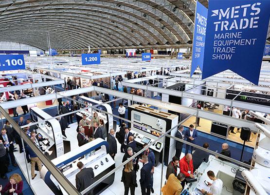 Marine Equipment Trade Show event photo